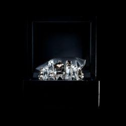 BVDB Bracelet Inbox FRAGILE B.Diamond Clear