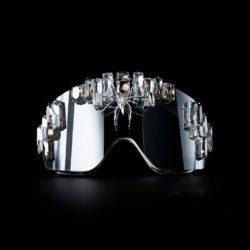 BVDB Goggles Spider FRAGILE B.Diamond Clear