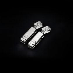 Bjorn van den Berg Earrings Silver Detail