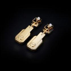 Bjorn van den Berg Earrings XL Gold Detail