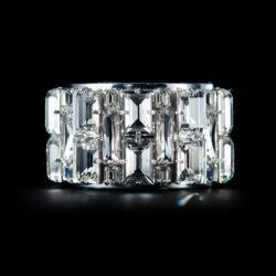 Bjorn van den Berg Decadence Limited Edition Front Platinum Clear