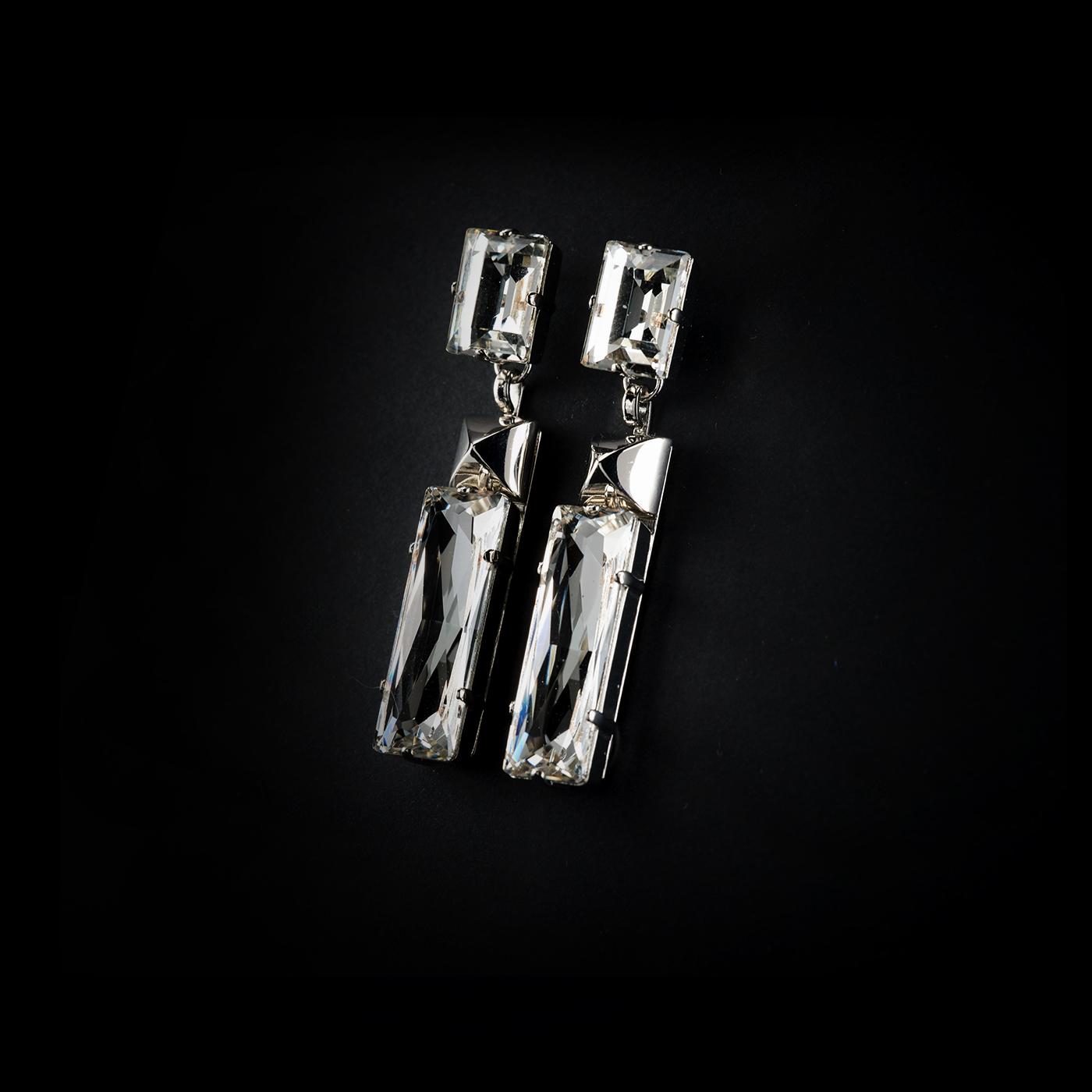 Bjorn van den Berg Decadence Earrings Small front