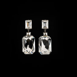 Bjorn van den Berg Earrings XL Silver front